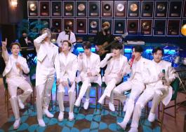 BTS canta sucessos e faz apresentação brilhante no especial MTV Unplugged