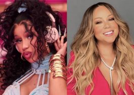"""Cardi B aceita proposta de feat. feita por Mariah Carey: """"Eu adoraria"""""""