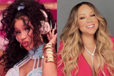 Cardi B aceita feat. com Mariah