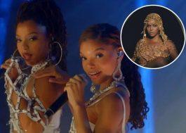 """Chloe x Halle sobre aprendizados com Beyoncé: """"Você não precisa diminuir a sua luz"""""""
