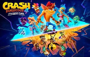 """""""Crash 4"""" é anunciado para Nintendo Switch, PS5 e Xbox Series"""