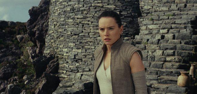 """A atriz foi protagonista de recentes filmes de """"Star Wars"""" (The Walt Disney Company France / Divulgação)"""