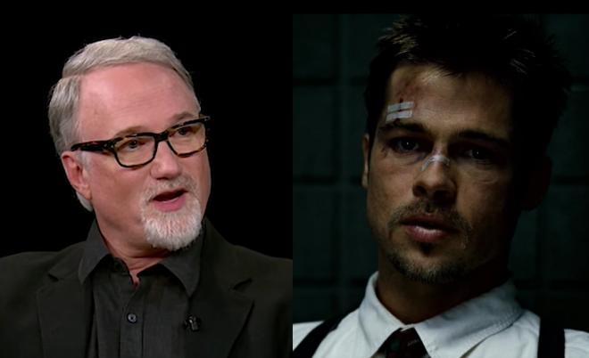 """""""Seven - Os Sete Crimes Capitais"""" foi dirigido por Fincher e estrelado por Brad Pitt (Reprodução / Youtube)"""