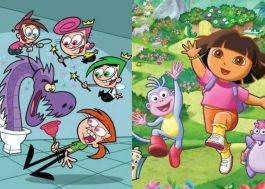 """""""Os Padrinhos Mágicos"""" e """"Dora, a Aventureira"""" ganharão séries live-action"""
