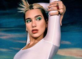 """Dua Lipa lembra sensação de trabalhar com Gwen Stefani: """"Não podia acreditar"""""""