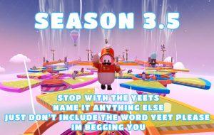 """""""Fall Guys"""": Temporada 3.5 ganha data de lançamento"""