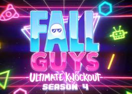 """""""Fall Guys"""" terá aventuras futuristas na quarta temporada"""