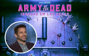 """""""Army of the Dead"""", filme de Zack Snyder para a Netflix, ganha pôster e data de estreia"""