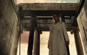 """""""Liga da Justiça"""": Zack Snyder compartilha foto inédita de Gal Gadot como Diana Prince"""