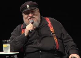 """George R. R. Martin atualiza produção de """"The Winds of Winter"""": """"Escrevi centenas de páginas no ano passado"""""""