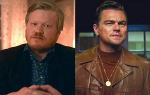 """Jesse Plemons se junta a Leonardo DiCaprio no elenco de """"Killers Of The Flower Moon"""""""