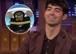 """Joe Jonas confirma início das gravações do filme """"Devotion"""" com foto dos bastidores"""
