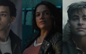 """Justice Smith e Michelle Rodriguez se juntam a Chris Pine em adaptação de """"Dungeons & Dragons"""""""