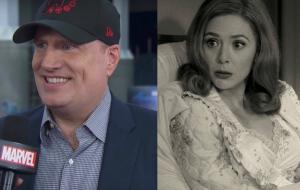 """""""WandaVision"""", a princípio, não terá segunda temporada, confirma Kevin Feige"""