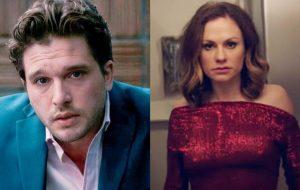 """Kit Harington e Anna Paquin estão entre os novos atores da 2ª temporada de """"Modern Love"""""""