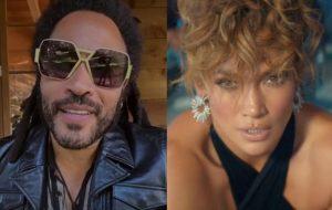 "Lenny Kravitz será ex de personagem de Jennifer Lopez no filme ""Shotgun Wedding"""