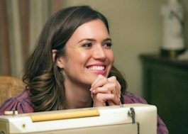 Mandy Moore dá à luz o primeiro filho, August Harrison Goldsmith