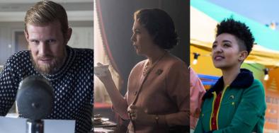 A produção será exibida no Natal (Fotos: Alex Bailey / Netflix, Netflix / Divulgação e Sam Taylor / Netflix