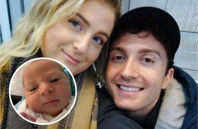 O bebê se chama Riley (Reprodução)
