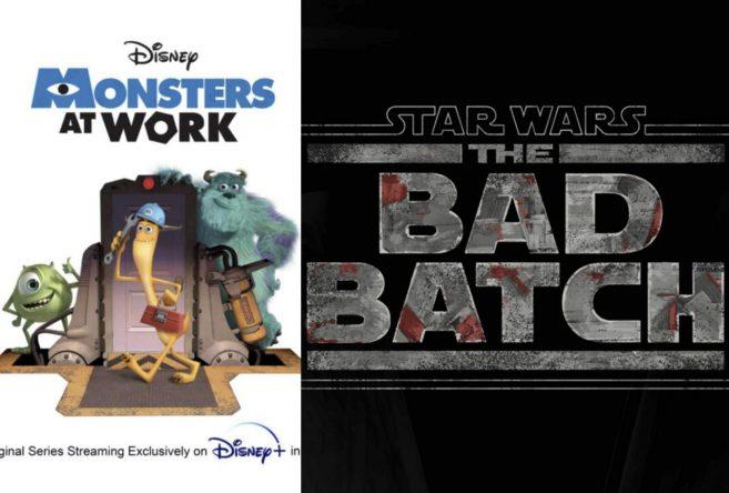As duas séries são derivadas de franquias de filmes (Divulgação)