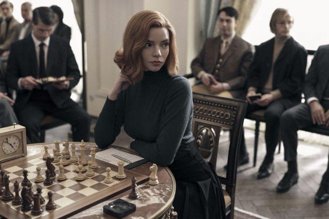 Anya foi indicada ao Golden Globes de Melhor Atriz em Minissérie ou Filme para TV (Charlie Gray / Netflix)