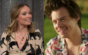 """Olivia Wilde diz que foi surpreendida pelo talento de Harry Styles no set de """"Don't Worry Darling"""""""