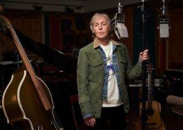 Paul McCartney anuncia estreia de livro luxuoso com grandes letras da carreira