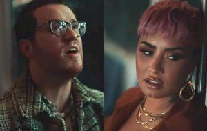 """Sam Fischer e Demi Lovato se perdem em pensamentos no clipe de """"What Other People Say"""""""
