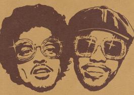 Bruno Mars e Anderson .Paak anunciam álbum colaborativo; primeiro single sai na sexta (05)