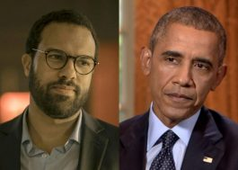 "O-T Fagbenle vai interpretar Barack Obama na série ""The First Lady"""