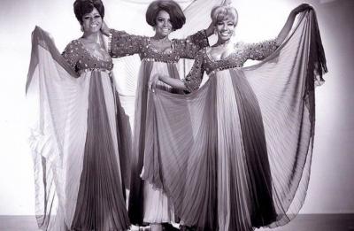The Supremes foi criado em 1959, quando Mary tinha apenas 15 anos (Reprodução / Instagram)