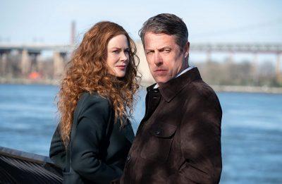 Nicole Kidman e Hugh Grant são os protagonistas da trama (HBO / Divulgação)