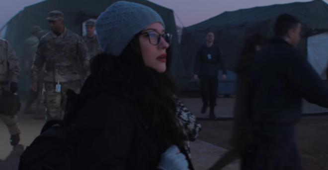 """A atriz interpretou Darcy nos dois primeiros filmes de """"Thor"""" (Reprodução / Youtube)"""