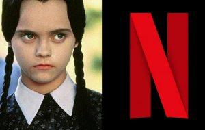 Com direção de Tim Burton, Netflix anuncia série live-action sobre Wandinha Addams