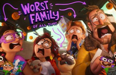 Animação estreia em 30 de abril (Reprodução)