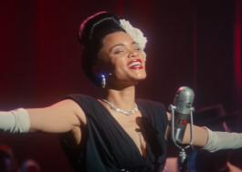 "Andra Day é homenageada no Black Women Film Network 2021 Summit por ""The United States vs. Billie Holiday"""
