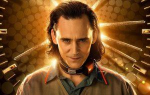 """Novo pôster de """"Loki"""" mostra vilão preparado para confusões"""