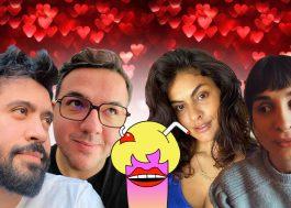 Relevando nossos namorados imaginários no Wanda com Camila Fremder