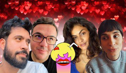 Relevando namorados imaginários com Camila Fremder