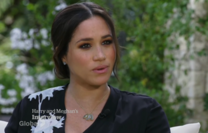 Entrevista de Meghan e Harry com Oprah