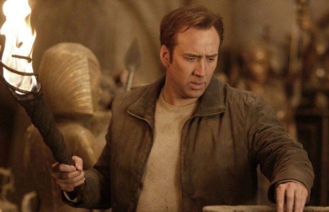 Nicolas Cage estrelou os filmes da franquia (Reprodução)