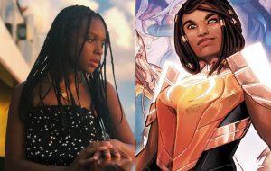 """Kaci Walfall será a protagonista de """"Naomi"""", série da DC produzida por Ava Duvernay"""