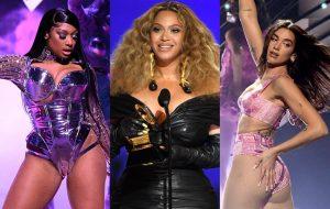 Grammy 2021 coroa Beyoncé em noite com shows incríveis de Megan Thee Stallion, Dua Lipa e mais