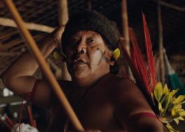 """""""A Última Floresta"""", selecionado para o Festival de Berlim, denuncia descaso com indígenas em trailer"""