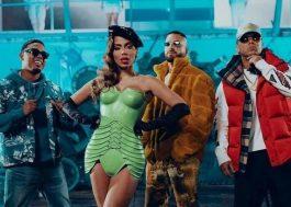 """Anitta anuncia participação no remix de """"Mi Niña"""" ao lado de Myke Towers, Maluma e Wisin"""