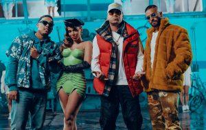 """Anitta e Maluma dão toque especial ao remix do hit latino """"Mi Niña"""" com Wisin,Myke TowerseLos Legendarios"""