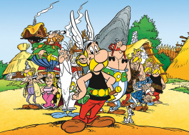 Netflix encomenda minissérie animada sobre as aventuras de Asterix