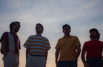 Atualmente, a banda baiana está no processo de criação de seu segundo disco (Kian Shaikhzadeh / Divulgação)