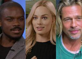 "Jovan Adepo se une a Margot Robbie e Brad Pitt no elenco de ""Babylon"""