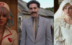"""""""Bela Vingança"""", """"Borat: Fita de Cinema Seguinte"""" e """"The Crown"""" são os destaques do WGA Awards 2021; confira a lista completa"""
